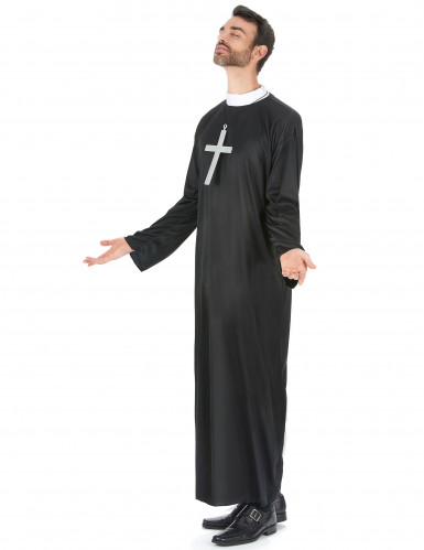 Disfarce de casal freira e padre-1