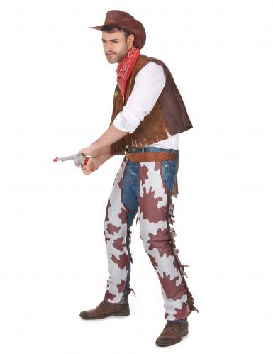Disfarce de cowboy homem-1
