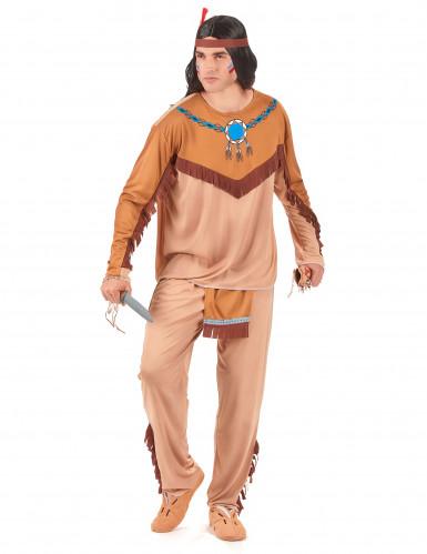 Disfarce de índio homem
