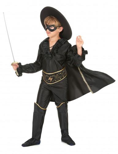Disfarce justiceiro mascarado rapaz-1