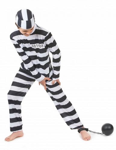 Disfarce prisioneiro criança-1