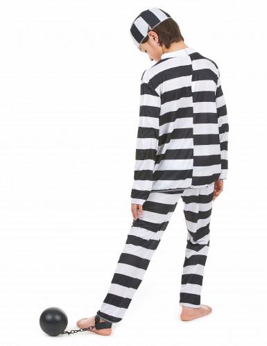 Disfarce prisioneiro criança-2