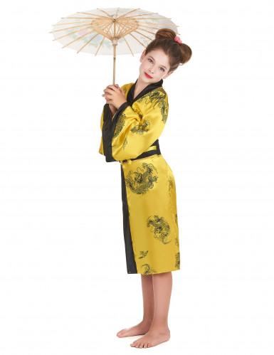 Disfarce de chinesa menina-1