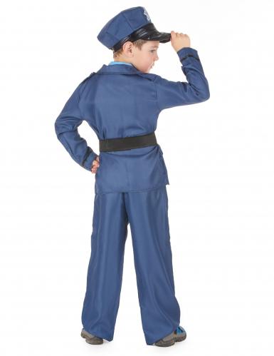 Disfarce de polícia para rapaz-2