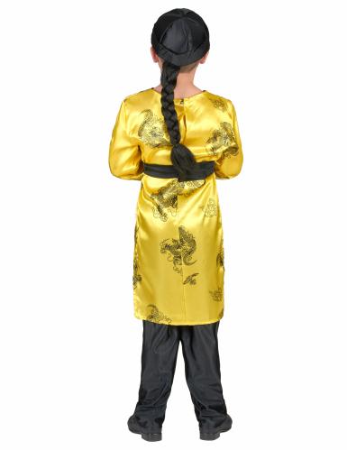 Disfarce de chinês para rapaz-2