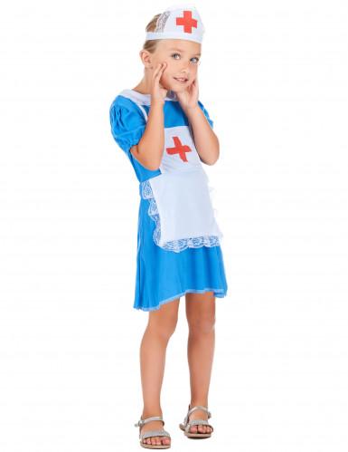 Disfarce enfermeira para rapariga