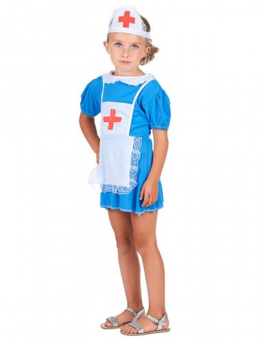Disfarce enfermeira para rapariga-1