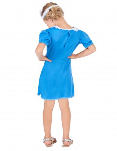 Disfarce enfermeira para rapariga-2