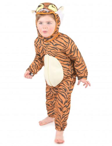Disfarce tigre com cauda criança-1