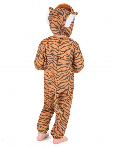 Disfarce tigre com cauda criança-2