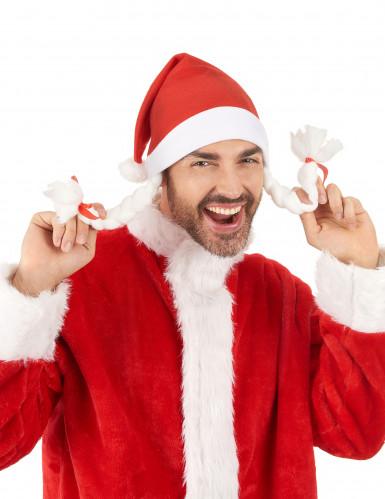 Gorro de Mão Natal adulto-2
