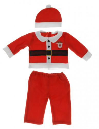 Disfarce Pai Natal para bebé-1