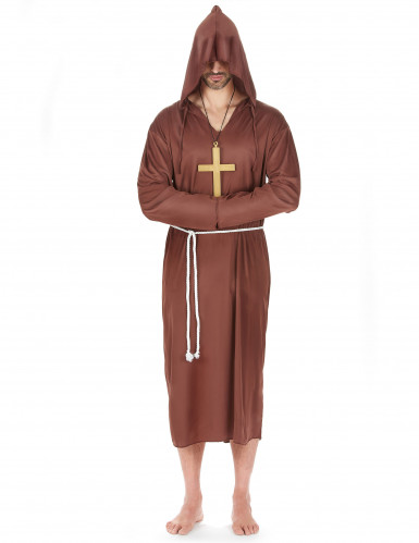 Disfarce de casal monge e freira-1
