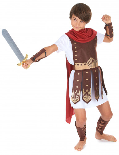Disfarce de centurião romano para menino-1
