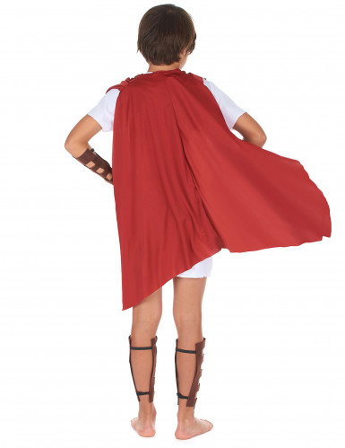 Disfarce de centurião romano para menino-2