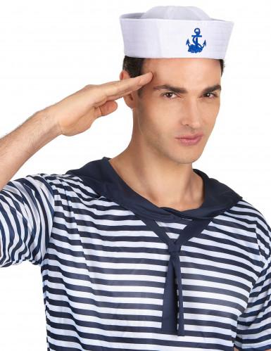 Chapéu de marinheiro homem-1