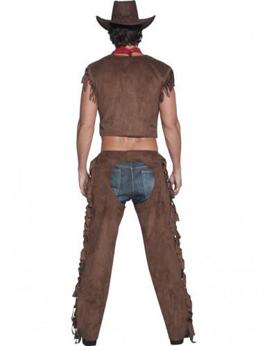 Disfarce de cowboy sexy para homem-1