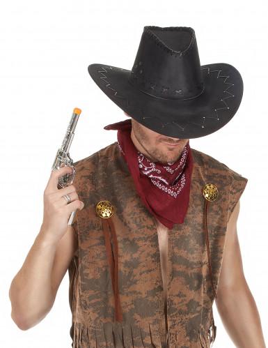 Lenço cowboy vermelho-1