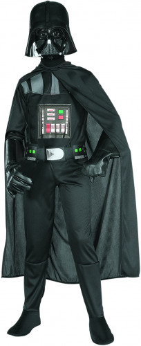 Disfarce darth vader Star Wars™ criança