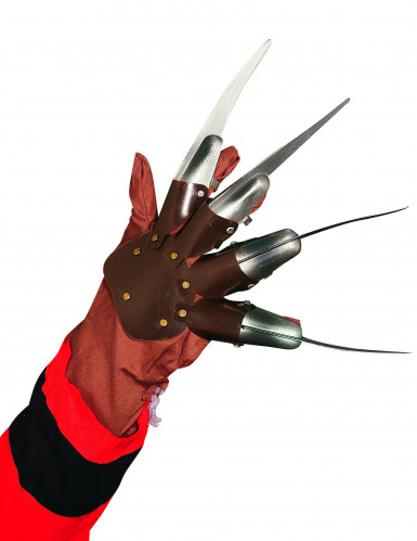 Luva clássica Freddy Krueger™ adulto