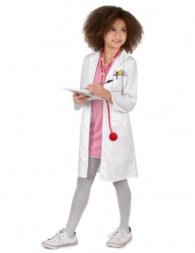 Disfarce médica menina-1