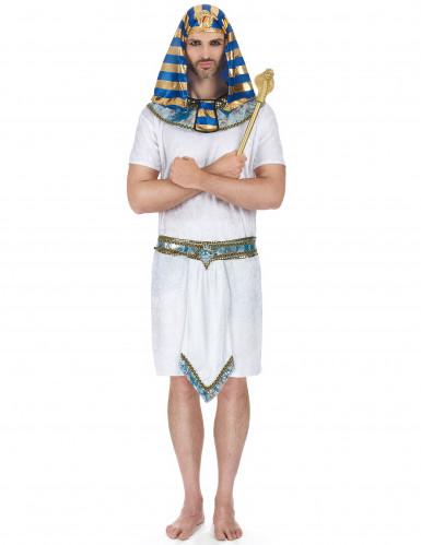 Disfarce faraó egípcio para homem