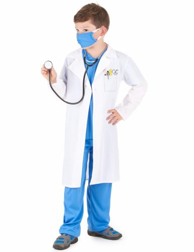 Disfarce médico rapaz-1
