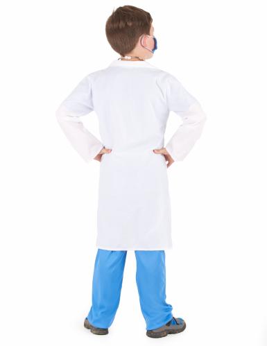 Disfarce médico rapaz-2