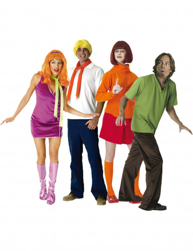 Disfarce do grupo Scooby Doo™