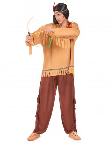 Disfarce casal índios-1