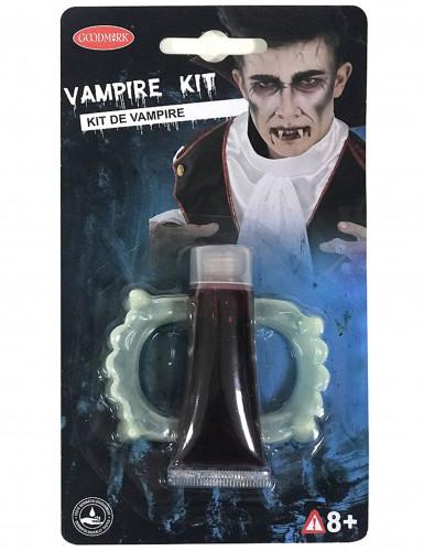 Kit vampiro Halloween
