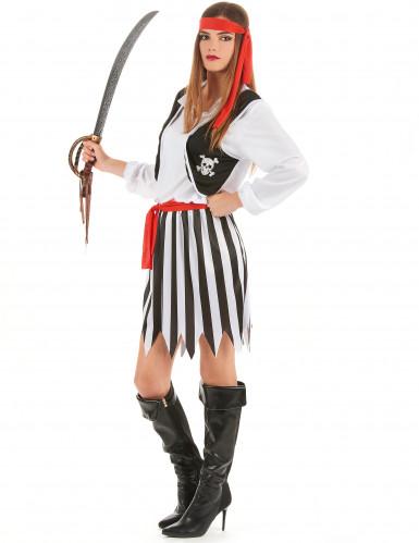 Disfarce de casal piratas-2
