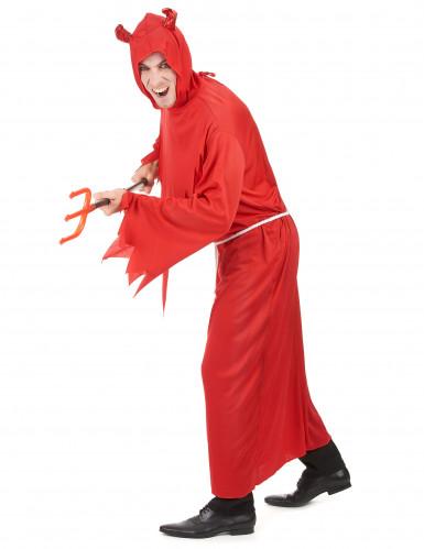 Disfarce diabo homem para Halloween-1