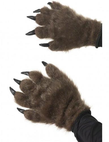 Luvas mãos de monstro Halloween