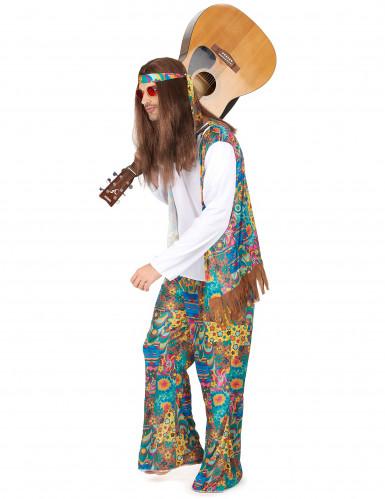 Disfarce de sasal Hippie-1