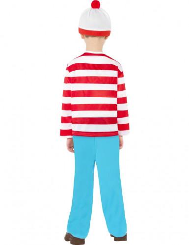 Disfarce Onde está o Wally?™ rapaz-1