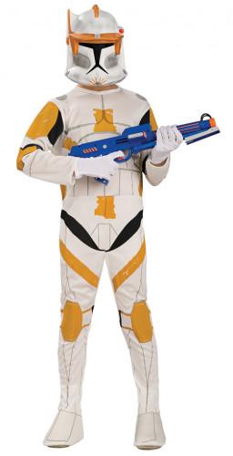 Disfarce Clone Trooper Cody Star Wars™ criança