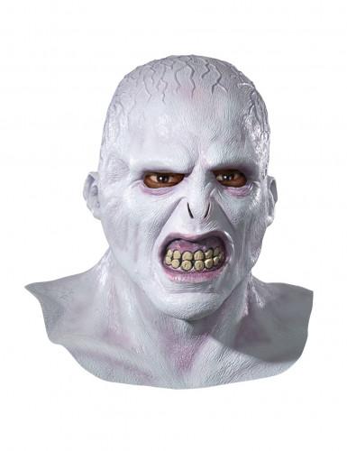Máscara Lorde Voldemort™ de luxo adulto