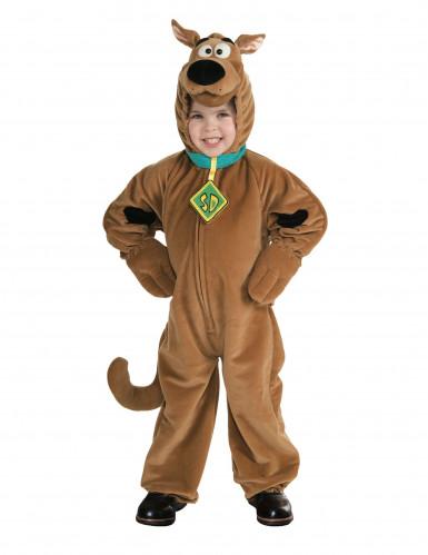 Disfarce Scooby Doo™ de luxo criança