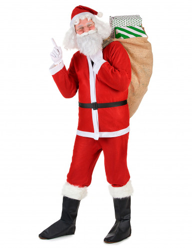 Disfarce de Pai Natal para adulto-1
