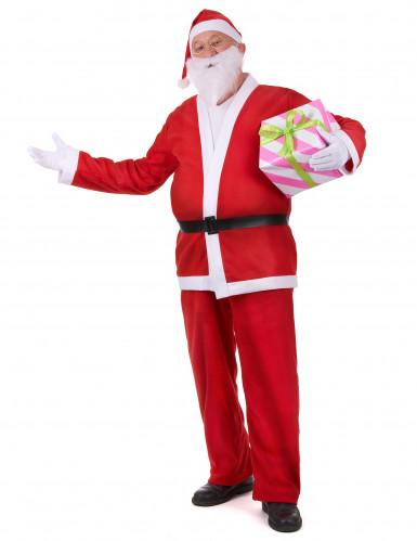 Disfarce Pai Natal para adulto-1