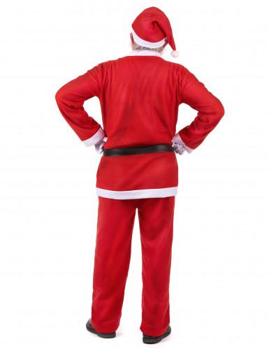 Disfarce Pai Natal para adulto-2