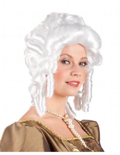 Peruca barroca mulher