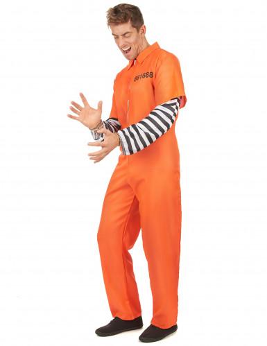 Disfarce de prisioneiro homem-1