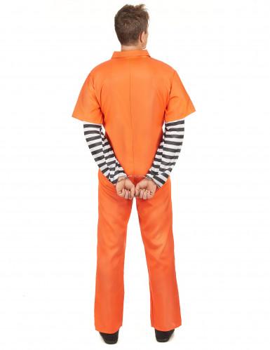 Disfarce de prisioneiro homem-2