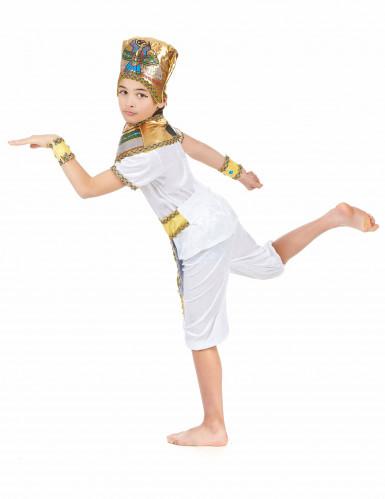 Disfarce egípcio rapaz-1
