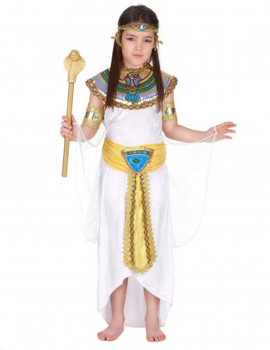 Disfarce de egípcia para menina