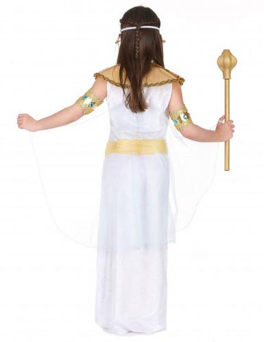 Disfarce de egípcia para menina-2