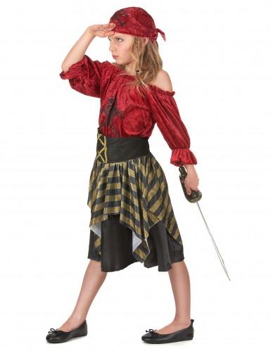 Fantasia de pirata para rapariga-1