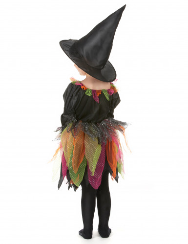 Disfarce bruxa criança Halloween-2